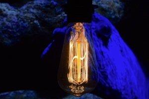 gloeidraad led lamp in diverse vormen