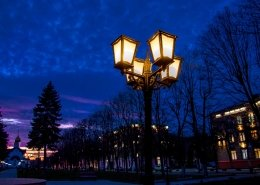 wifi in lantaarnpalen in opkomst