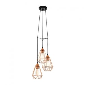 eglo vintage tarbes hanglamp