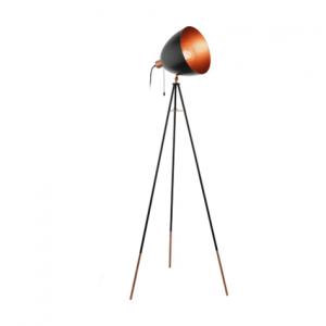 eglo vintage vloerlamp