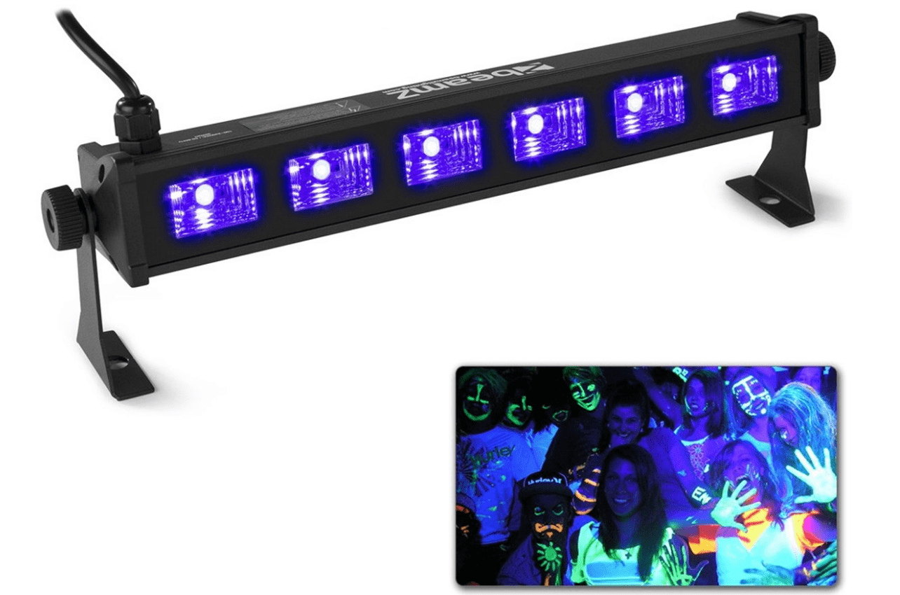 blacklight uv licht